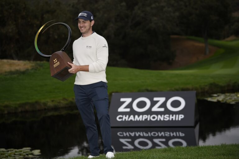 Golf Picks: Zozo Championship Preview, Odds & Predictions (October 20)