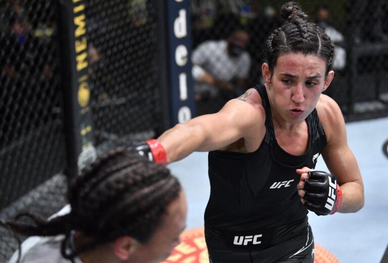 UFC Rankings Update: Major Shifts in Women's Strawweight