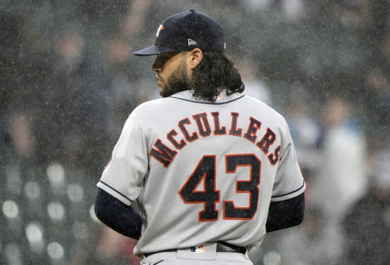 Update: How the Rain Changes Astros vs White Sox ALDS Game 4