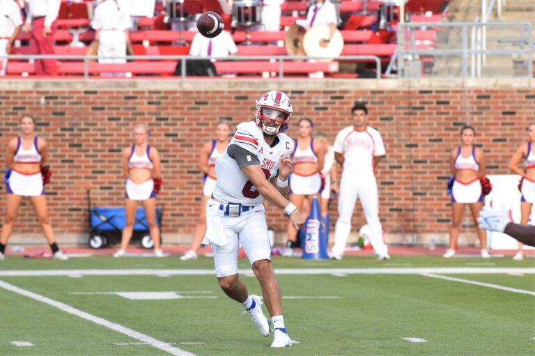 College Football Picks: Tulane vs. SMU Vegas Odds, Prediction (Oct 21st)