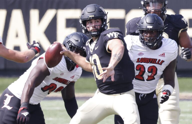 College Football Picks: Wake Forest vs Syracuse Predictions, Odds