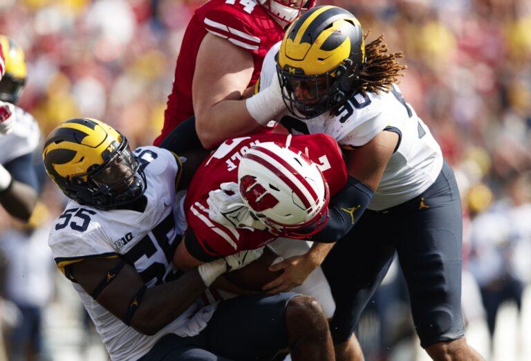 College Football Picks: Northwestern vs Michigan Vegas Odds, Prediction (Oct 23th)