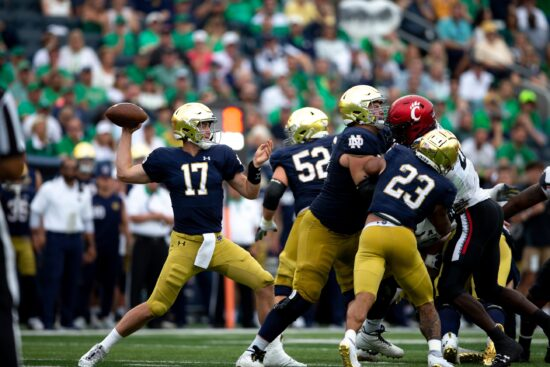 College Football Picks: Notre Dame vs Virginia Tech Predictions, Odds