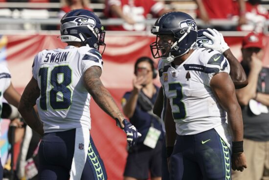 Russell Willson's Injury Removes the Seahawks From the Playoff Contention