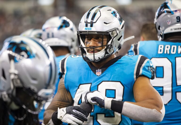 McCaffrey Might Play on Sunday, Odds Favor Panthers to Win