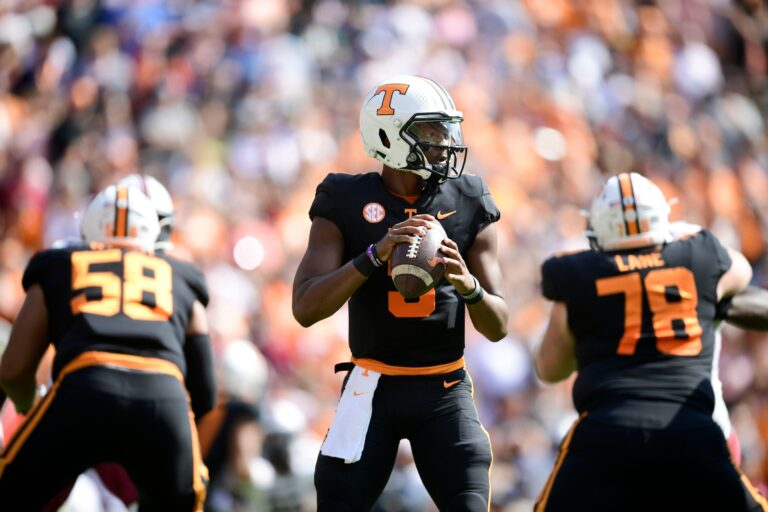 College Football Picks: Ole Miss vs Tennessee Vegas Odds, Prediction (Oct 16th)