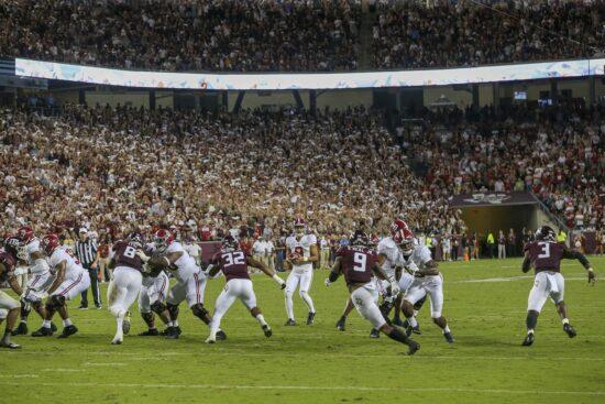 College Football Picks: Alabama vs Mississippi State Vegas Odds (Oct 16)