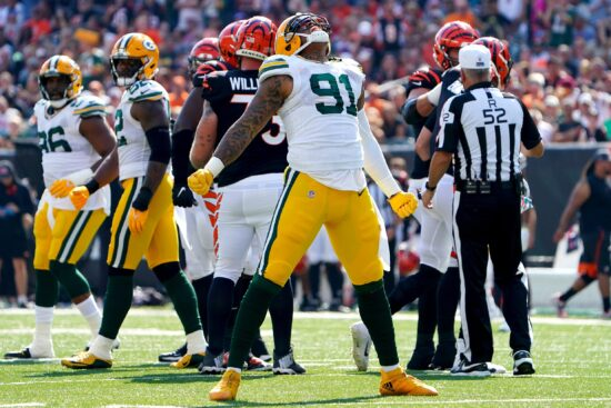 NFL Picks Week 6: Packers vs Bears Vegas Odds, Prediction (Oct 17)