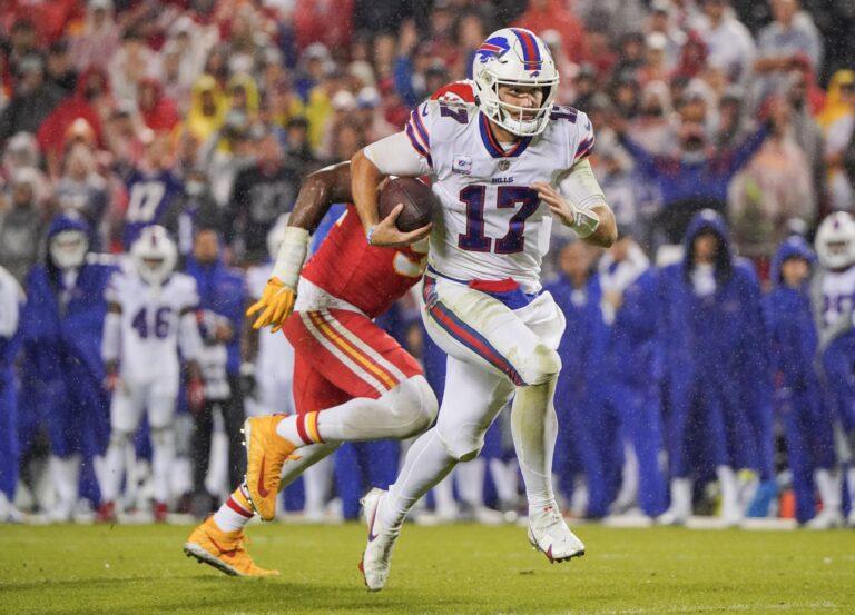 NFL Picks: Bills vs Titans Prediction, Week 6 Vegas Odds