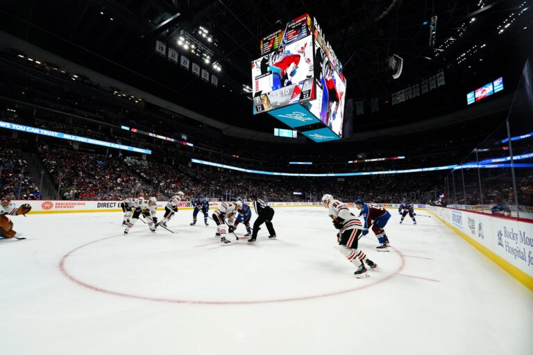 NHL Picks: Blues vs Avalanche Vegas Odds, Prediction (October 16)
