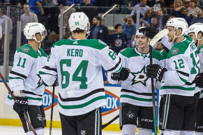 NHL Picks: Stars vs Bruins Vegas Odds, Prediction (October 16)