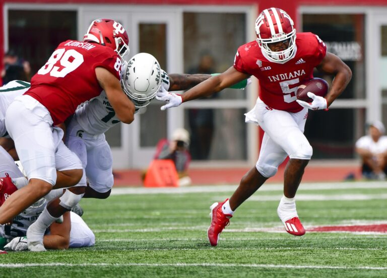 College Football Picks: Ohio State vs Indiana Vegas Odds, Prediction (Oct 23th)