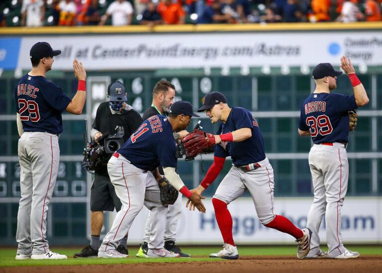 MLB Expert Picks: ALCS Game 3 Astros vs Red Sox Predictions, Odds