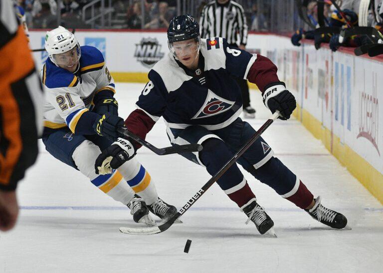 NHL Picks: Avalanche vs Capitals Preview, Odds & Prediction (October 19)
