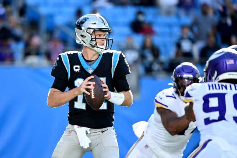 NFL Picks Week 7: Panthers vs Giants Vegas Odds, Predictions
