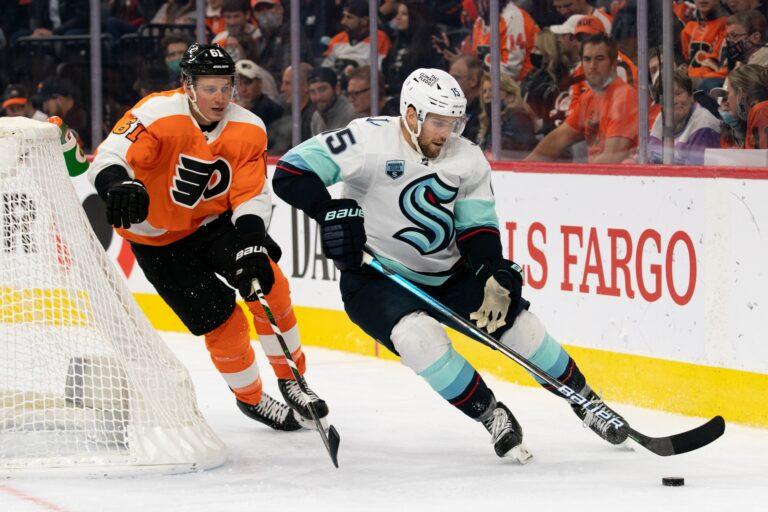 NHL Picks: Kraken vs Devils Preview, Odds & Prediction (October 19)