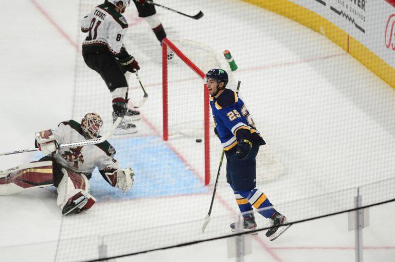 NHL Picks: Blues vs Golden Knights Preview, Odds & Prediction (October 20)