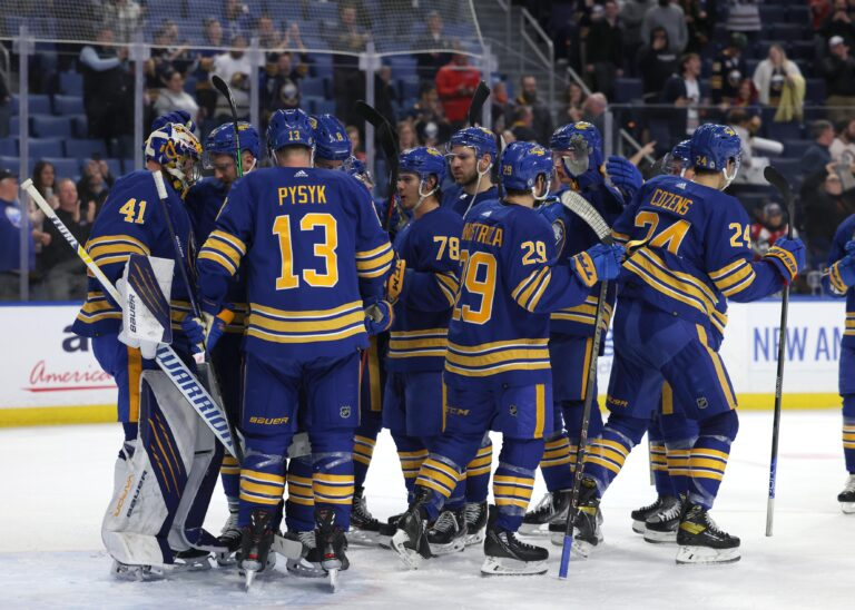 NHL Picks: Bruins vs Sabres Vegas Odds, Predictions (October 22)