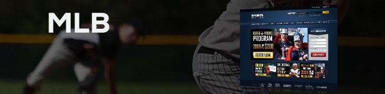 MLB Betting Sites Banner