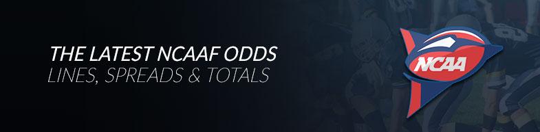 NCAAF - Odds