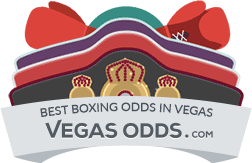 image for the best boxing odds in vegas