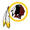 1991 Washington Redskins Logo