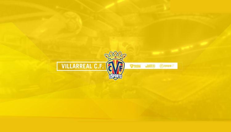 Villareal Esports' official logo