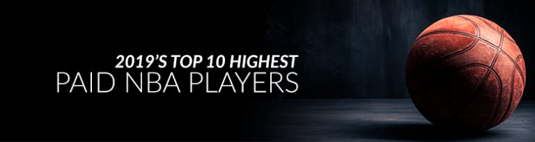 Top 10 Highest Paid NBA Players in 2021