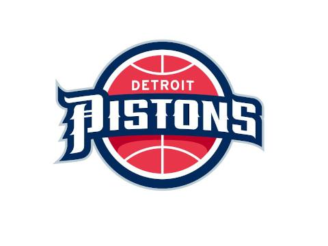Detroit Pistons'official logo