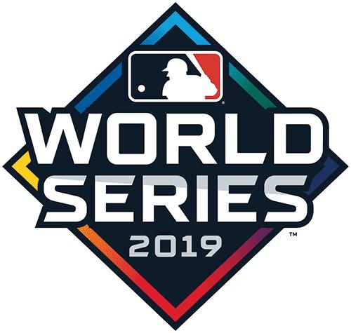 mlb world series logo 2019