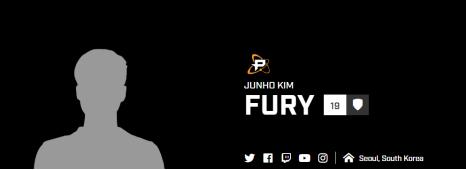 """Jun-ho """"FURY"""" Kim – Philadelphia Fusion"""