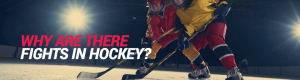 Why Are There Fights In Ice Hockey?