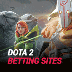 Dota 2 Betting Sites in 2020