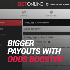 Looking For Turbo-Charged Payouts? Try Odds Booster