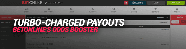 image for turbo-charged payouts with betonline's odd booster
