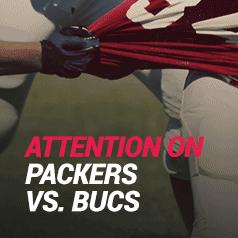 NFL Week 6: Packers' Attention vs. Bucs