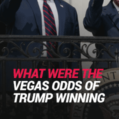 What Were the Vegas Odds of Trump Winning?