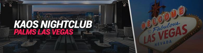image of kaos nightclub las vegas