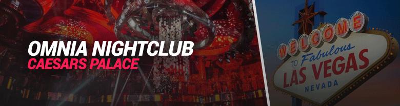 image of omnia nightclub las vegas