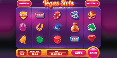 online vegas slots