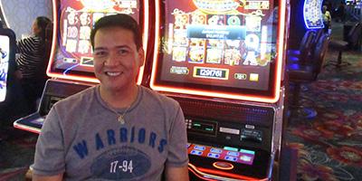 casino winner at california hotel casino las vegas