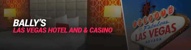 image of bally's las vegas hotel and casino