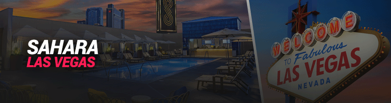 image of sahara las vegas hotel
