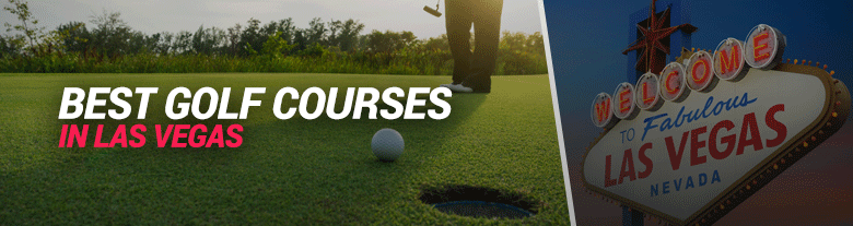 image of the best golf courses in las vegas