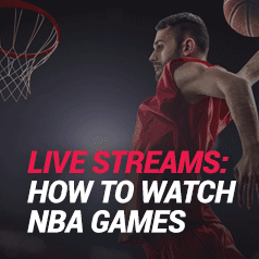 NBA Streams: Free Streams to Watch NBA Live