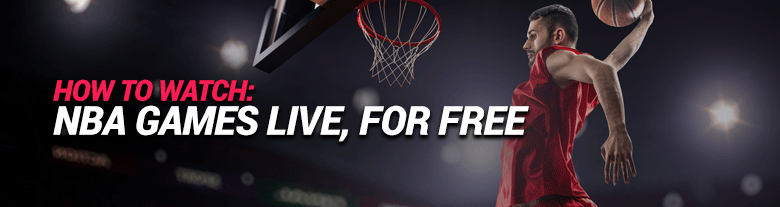 image for how to watch nba games live for free