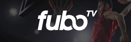 image of fubo tv nba free trial logo