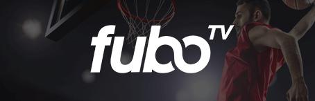 image of fubo tv nba free trial logo