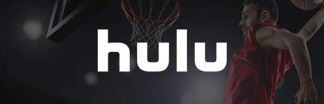 image of hulu nba free trial logo