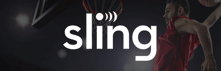 image of sling orange nba free trial logo